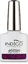 Духи, Парфюмерия, косметика Гель-лак для ногтей - Indigo Nails Lab Glitter Collection Gel Polish