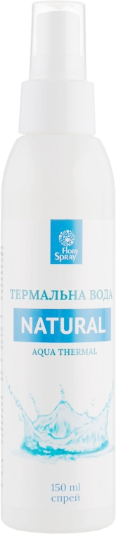 Термальна вода спрей - Флори Спрей Natural