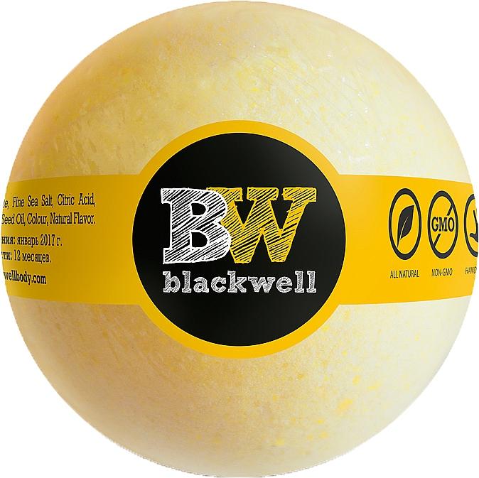 """Бомбочка для ванны """"Манго"""" - Blackwell Bath Bomb"""