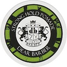 Духи, Парфюмерия, косметика Помада для укладки волос - Dear Barber Pomade