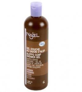 Гель для душу з алеппським милом - Najel — фото N1