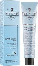 Духи, Парфюмерия, косметика Гель-краска для бороды - Beard Club Beard Color Gel