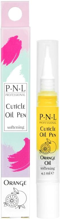 Апельсиновое масло для кутикулы в карандаше - PNL Treatment Cuticle Orange Oil