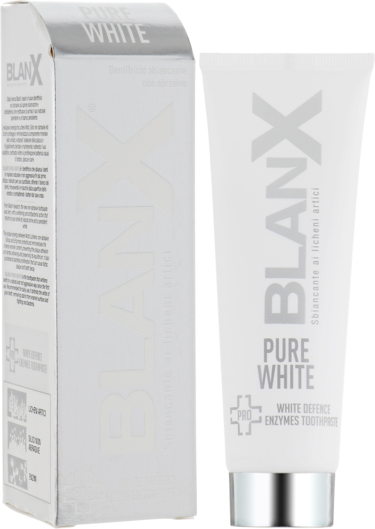 Зубная паста «Pure White» - Blanx Pro Pure White Toothpaste