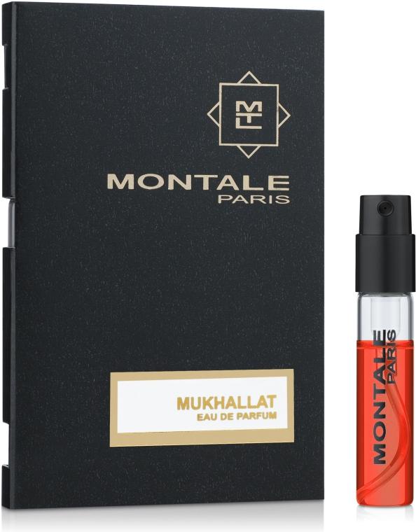 Montale Mukhallat - Парфюмированная вода (пробник)