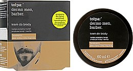 Духи, Парфюмерия, косметика Крем для бороды - Tolpa Dermo Men Barber Beard Cream
