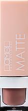Духи, Парфюмерия, косметика Помада для губ матовая - Lamel Professional Matte