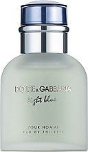 Духи, Парфюмерия, косметика Dolce&Gabbana Light Blue Pour Homme - Туалетная вода (тестер с крышечкой)