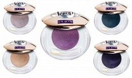 Тени запеченные - Pupa Experience Vamp Wet & Dry Eyeshadow — фото N2