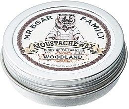 Духи, Парфюмерия, косметика Воск для бороды и усов - Mr. Bear Family Beard Stache Wax Woodland