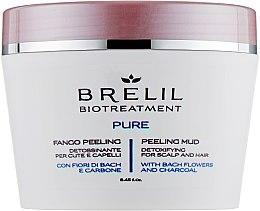 Парфумерія, косметика Очищувальний грязьовий пілінг для волосся - Brelil Bio Traitement Pure Peeling Mud