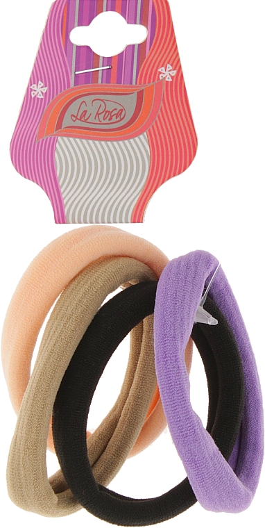 Резинка для волос, HA-9129 - La Rosa