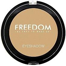Духи, Парфюмерия, косметика Тени для век - Freedom MakeUp London Mono Eyeshadow