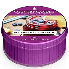 Духи, Парфюмерия, косметика Чайная свеча - Country Candle Blueberry Lemonade