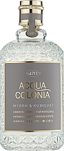 Духи, Парфюмерия, косметика Maurer & Wirtz 4711 Acqua Colonia Myrrh & Kumquat - Одеколон