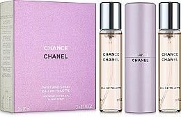 Духи, Парфюмерия, косметика Chanel Chance - Запасные блоки для туалетной воды