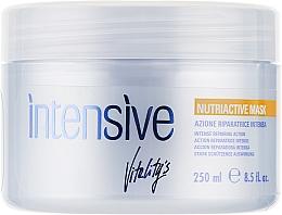 Духи, Парфюмерия, косметика Питательная маска для сухих и поврежденных волос - Vitality's Intensive Nutriactive Mask