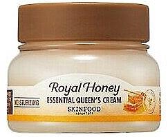 Духи, Парфюмерия, косметика Питательный крем для лица с маточным молочком - Skinfood Royal Honey Essential Queen's Cream
