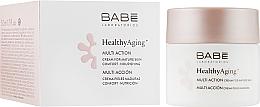 Парфумерія, косметика Мультифункціональний крем для дуже зрілої шкіри - Babe Laboratorios Healthy Aging Multi Action Cream For Mature Skin