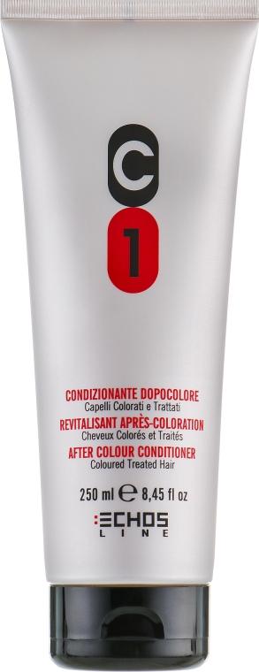 Кондиционер для окрашенных и поврежденных волос - Echosline C1 After Color Conditioner