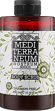 Духи, Парфюмерия, косметика Гель-скраб для тела - Mediterraneum Nostrum Body Scrub