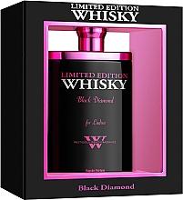 Духи, Парфюмерия, косметика Evaflor Whisky Black Diamond Limited Edition - Парфюмированная вода