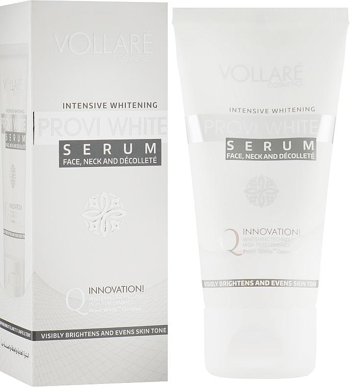 Интенсивно отбеливающая сыворотка - Verona Laboratories Provi White Intensive Whitening Serum
