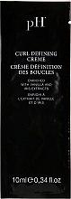 Духи, Парфюмерия, косметика Крем для формирования локонов - Ph Laboratories Curl Defining Creme (пробник)