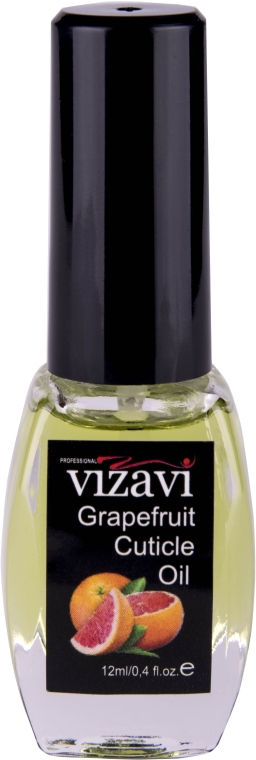 "Масло для кутикулы ""Грейпфрут"" - Vizavi Professional Cuticle Oil"