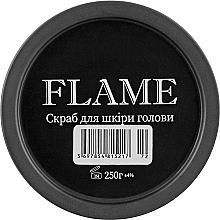 Духи, Парфюмерия, косметика Скраб для кожи головы - Flame