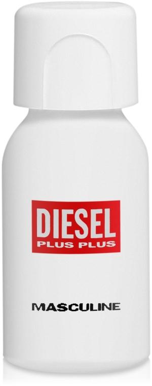Diesel Plus Plus Masculine - Туалетная вода