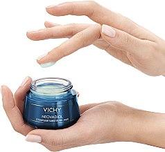 Антивозрастной ночной крем-уход с компенсирующим эффектом для всех типов кожи - Vichy Neovadiol Nuit Compensating Complex  — фото N4