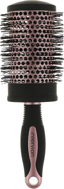 Щетка для волос керамическая для укладки, 499256, 52 мм - Inter-Vion