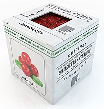 "Духи, Парфюмерия, косметика Аромакубики ""Клюква"" - Scented Cubes Cranberry Candle"