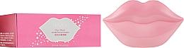 Духи, Парфюмерия, косметика Набор патчей для губ - Venzen Lip Mask Double Moisturizing