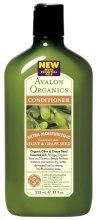 "Духи, Парфюмерия, косметика Кондиционер ""Олива и Виноградные косточки"" - Avalon Organics Olive & Grape Seed Extra Moisturizing Fragrance Free Conditioner"