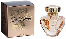 Духи, Парфюмерия, косметика Linn Young Gold Mine - Парфюмированная вода