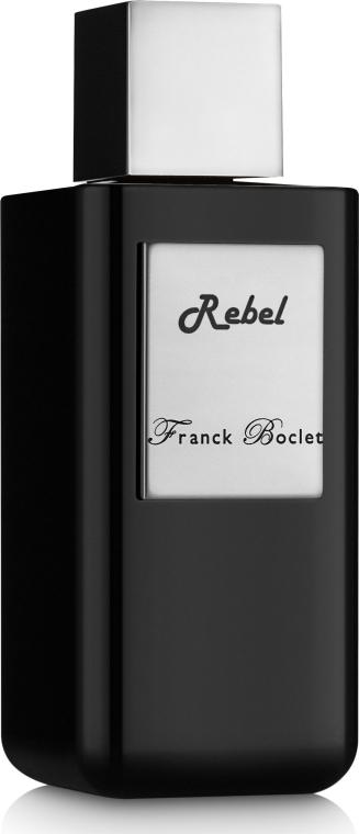 Franck Boclet Rebel - Парфюмированная вода