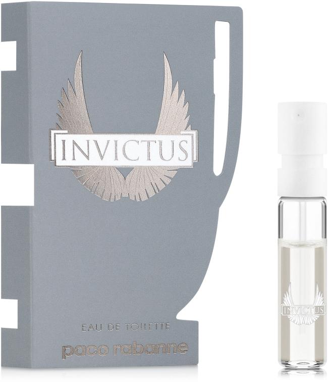 Paco Rabanne Invictus - Туалетная вода (пробник)