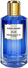 Духи, Парфюмерия, косметика Mancera Aqua Wood - Парфюмированная вода (пробник)