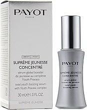 Духи, Парфюмерия, косметика Антивозрастная сыворотка - Payot Supreme Jeunesse Concentre