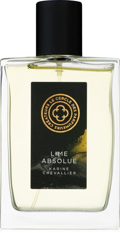 Le Cercle des Parfumeurs Createurs Lime Absolue - Парфюмированная вода