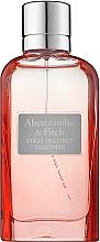 Духи, Парфюмерия, косметика Abercrombie & Fitch First Instinct Together For Her - Парфюмированная вода (тестер с крышечкой)