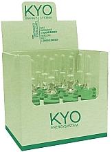 Духи, Парфюмерия, косметика Ампулы для волос - Kyo Energy System Vials