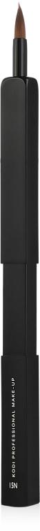 Выдвижная кисть для губ №15N, ворс нейлон - Kodi Professional
