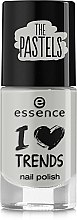Духи, Парфюмерия, косметика Лак для ногтей - Essence I Love Trends Nail Polishes