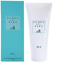 Парфумерія, косметика Acqua Dell Elba Blu - Зволожувальний крем для тіла