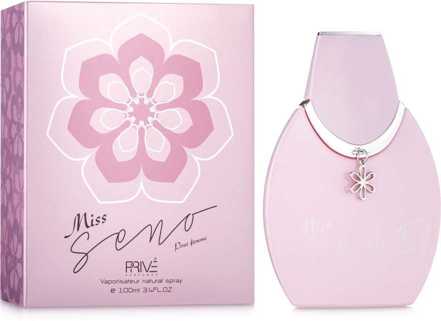 Prive Parfums Miss Seno - Парфюмированная вода — фото N1