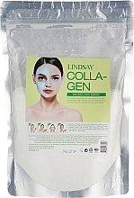 "Духи, Парфюмерия, косметика Моделирующая маска для лица ""Коллаген"" - Lindsay Collagen Modeling Mask"