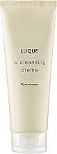 Духи, Парфюмерия, косметика Очищающий крем для лица - Naris Luque W Cleansing Creme